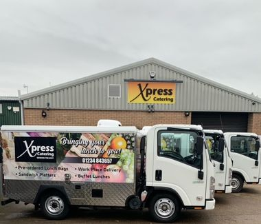 xpress catering